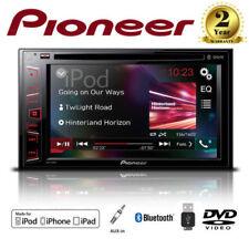 Autorradios Pioneer 2 DIN para reproductor CD