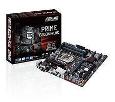 ASUS PRIME B250M-PLUS LGA 1151 Intel B250 HDMI USB 3.0 Micro ATX Motherboard