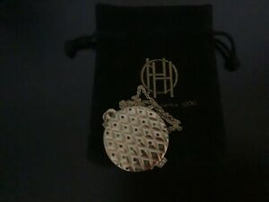 House  of Harlow 1960. Pendant And Chain