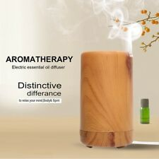 Wooden Oil Aroma Diffuser Ultrasonic USB Humidifiers Air Aromatherapy Purifier