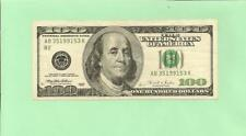 2009 Bill Us Note Date Year 90s 1996 72951996 Fancy Money Serial Number Coins & Paper Money