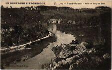 CPA   La Bretagne Pittoresque -Pont-Scorff - Vallée du Scorff au Leslé  (431171)