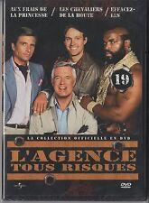 L'AGENCE TOUT RISQUES - Intégrale Kiosque - DVD N°19 - S3 -  Ep 19 à 21 - NEUF