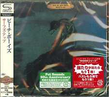 BEACH BOYS-SURF'S UP-JAPAN SHM-CD D50