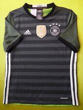 Germany Jersey 2016 2017 Away Size 11-12 y Youth Shirt Trikot Adidas AA0114 ig93