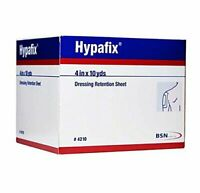 "HYPAFIX DRESSING RETENTION SHEET 4"" x 10 yds"