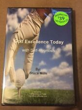 Golf Excellence Today - Self Hypnosis CD SRP $39