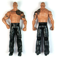 WWF WWE Signature Series 4 The Rock Wrestling Action Figure Kid Child Toy