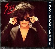 SYBIL - CRAZY FOR YOU (PWL) - CD MAXI [2546]