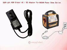 AC Adapter For Wagan Power Dome 400 2595 2467 2485 2464 EL2454 2544 2355 EL 2354