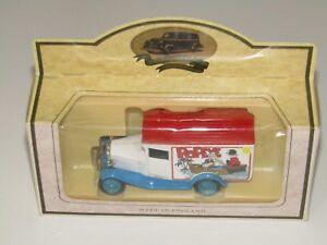 Lledo Model A Ford Delivery Van Model - Popeye the Sailor Man & Olive Oyl  /L120
