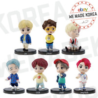 House of BTS Pop-up Store Mini Figure Toy 7types Official K-POP Authentic Goods