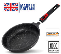 Frying Pan 28cm Non Stick Oven Proof Removable handle induction Hob Safe