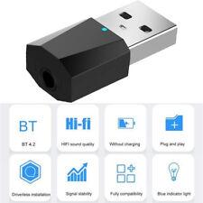 Stereo-Audio-Transmitter USB Bluetooth 4.2 für TV-PC-Bluetooth-Kopfhörer DE