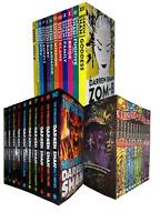 Darren Shan Collection Books Set Zom-B 12, Demonata and Cirque du Freak Series