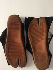 Tabi Ninja Boots Black Size 8 Usa