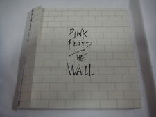 PINK FLOYD-The Wall JAPAN Mini LP CD w/OBI TOCP-65742/43 Roger Waters Rush Yes