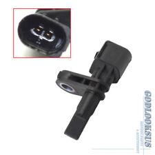 For VW Jetta Golf MK5 MK6 Passat B6 B7 A3 Front Left ABS Wheel Speed Sensor