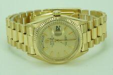 Rolex Day-Date REF 1803 18K Gold BJ 1965 Vintage 36mm Präsidentenband V.Händler