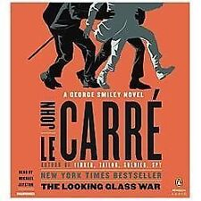 Penguin Audio Classics: The Looking Glass War by John Le Carré (2013, CD, Unabri