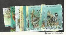 Barbuda, Postage Stamp, #877-889 Mint NH, 1987 Fish