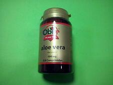 Aloe Vera 500 mg 120 tabletas OBIRE Antioxidante Colesterol Trigliceridos