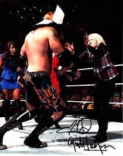 CYNDI LAUPER SIGNED AUTOGRAPH 8X10 PHOTO PICTURE IMAGE WWE WWF