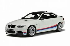 1:18 Scale BMW M3 E92 Coupe White/M-Stripes GT Spirit Resin Model GT707 New
