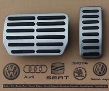 Furgoneta VW t5 original pedalset pedales pedal tapas pedal cover pads caps Multivan t6