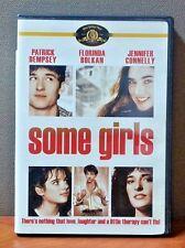 Some Girls (DVD,1988) Patrick Dempsey   LIKE NEW