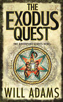 The Exodus Quest, Adams, Will , Acceptable | Fast Delivery