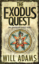 The Exodus Quest by Will Adams (Paperback) New Book