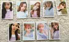 Twice Photocard Set - 3rd Mini :Twicecoaster Lane 1 (Official Pre-Order Goods)