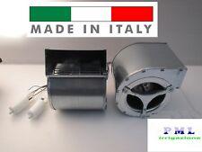Ventilatore Centrifugo 90W aspirazione doppia motore elettrico 230V Monofase