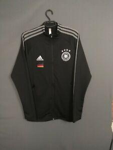 Germany Jacket Full Zip Size MEDIUM Football Soccer Adidas FI1453 ig93