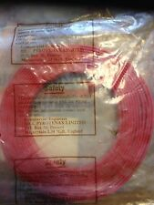 Red Mineral Insulated PVC Coated Copper Cable Punch strip RSHJ 12 RD