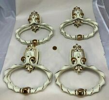Vintage Amerock Ring Towel Holder The Carriage House Collection 8 Available
