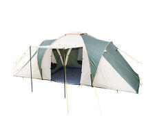 skandika Daytona 6 Person Dome Tent Green