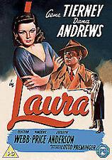 Laura (DVD, 2012) Gene Tierney