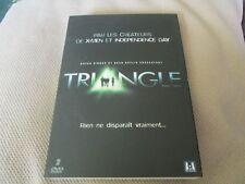 "COFFRET 2 DVD ""TRIANGLE"" Eric STOLZ, Lou DIAMOND PHILLIPS / mini-serie - horreur"