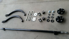Trailer axle kit, 5 stud Ford, 1000kg, 7x5, 8x5, Trailer parts, Springs, DIY