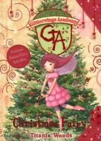 Excellent, Christmas Fairy (Glitterwings Academy), Titania Woods, Book