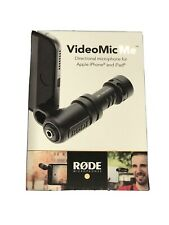 Brand new Rode VideoMic Me Directional Mic for Smart Phones