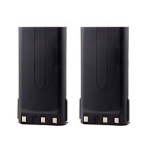 2x Battery for KENWOOD TK270G TK272G TK278G TK370G TK372G TK373 TK378 TK378G