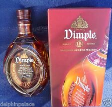 Dimple 15 Jahre 0,7L 40% Vol.Alk.(65€/L) Blended Scotch Whisky
