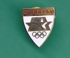1984 Los Angeles Summer Olympic Games Fuji Film Pin