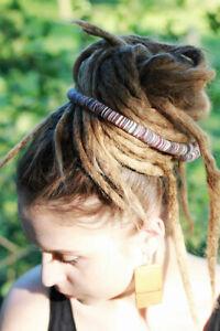 Spiralocks Bendable Hair Tie for dreadlocks Festival Hair Accessories Dread Ties