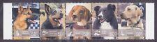 Australia 2878b (2874-2878) Mnh 2008 Working Dogs Strip of 5 Very Fine