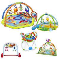 Baby Mat Floor Activity Gym Various Cushion Piano Playmat Infant Toddler Kids