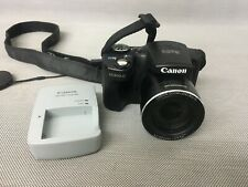 Canon PowerShot SX500 IS 16.0MP Digital Camera Not working properly